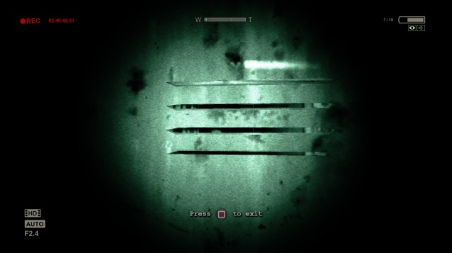 Outlast Locker