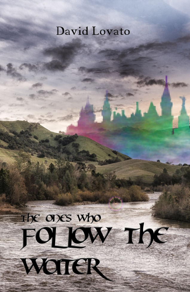 The Ones Who Follow the Water front cover