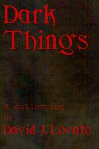 Dark Things front cover